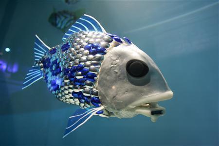 robot_ikan